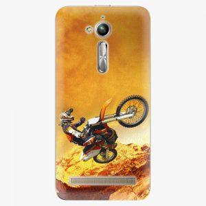 Plastový kryt iSaprio - Motocross - Asus ZenFone Go ZB500KL