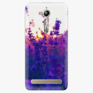 Plastový kryt iSaprio - Lavender Field - Asus ZenFone Go ZB500KL