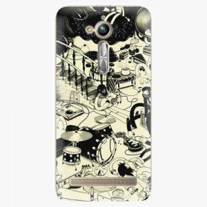 Plastový kryt iSaprio - Underground - Asus ZenFone Go ZB500KL