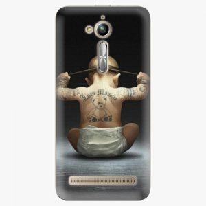 Plastový kryt iSaprio - Crazy Baby - Asus ZenFone Go ZB500KL