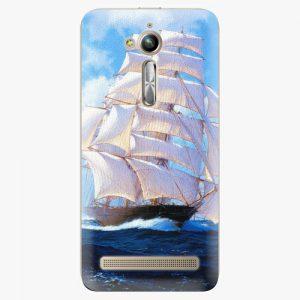 Plastový kryt iSaprio - Sailing Boat - Asus ZenFone Go ZB500KL