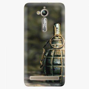Plastový kryt iSaprio - Grenade - Asus ZenFone Go ZB500KL