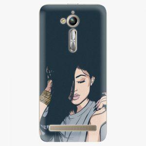 Plastový kryt iSaprio - Swag Girl - Asus ZenFone Go ZB500KL