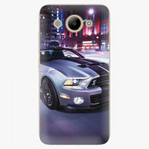 Plastový kryt iSaprio - Mustang - Huawei Y3 2017