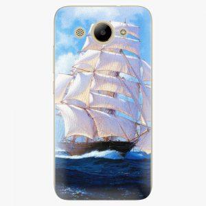 Plastový kryt iSaprio - Sailing Boat - Huawei Y3 2017