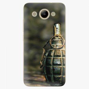 Plastový kryt iSaprio - Grenade - Huawei Y3 2017
