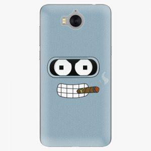 Plastový kryt iSaprio - Bender - Huawei Y5 2017 / Y6 2017