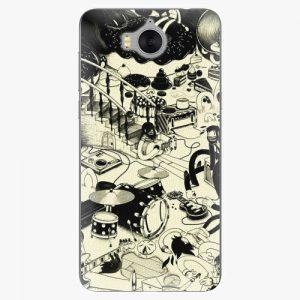 Plastový kryt iSaprio - Underground - Huawei Y5 2017 / Y6 2017