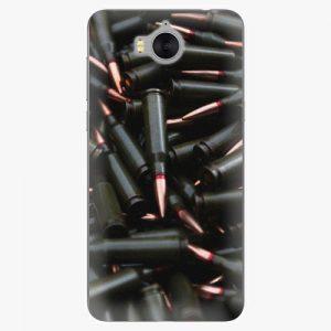 Plastový kryt iSaprio - Black Bullet - Huawei Y5 2017 / Y6 2017