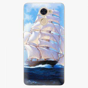 Plastový kryt iSaprio - Sailing Boat - Huawei Y7 / Y7 Prime