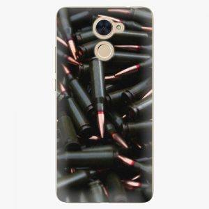 Plastový kryt iSaprio - Black Bullet - Huawei Y7 / Y7 Prime