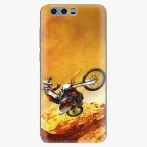 Plastový kryt iSaprio - Motocross - Huawei Honor 9