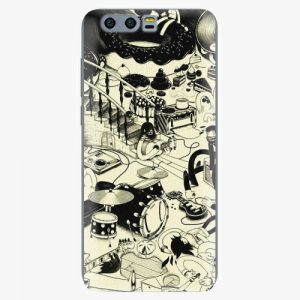 Plastový kryt iSaprio - Underground - Huawei Honor 9