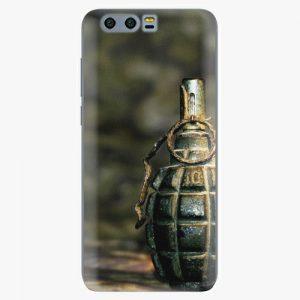Plastový kryt iSaprio - Grenade - Huawei Honor 9