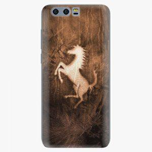 Plastový kryt iSaprio - Vintage Horse - Huawei Honor 9