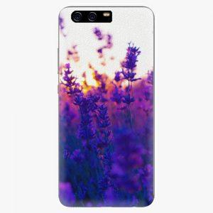 Plastový kryt iSaprio - Lavender Field - Huawei P10 Plus