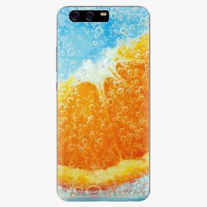 Plastový kryt iSaprio - Orange Water - Huawei P10 Plus