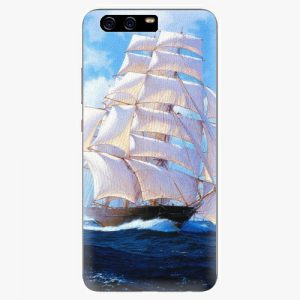 Plastový kryt iSaprio - Sailing Boat - Huawei P10 Plus
