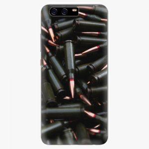 Plastový kryt iSaprio - Black Bullet - Huawei P10 Plus