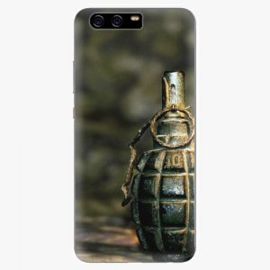 Plastový kryt iSaprio - Grenade - Huawei P10 Plus