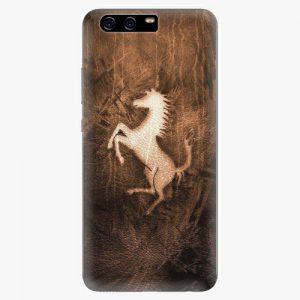 Plastový kryt iSaprio - Vintage Horse - Huawei P10 Plus