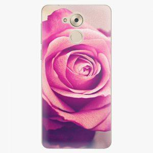 Plastový kryt iSaprio - Pink Rose - Huawei Nova Smart