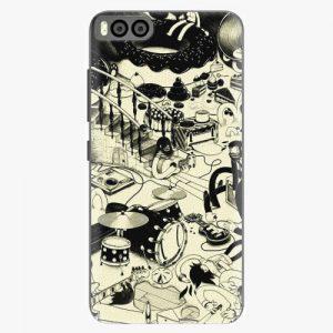 Plastový kryt iSaprio - Underground - Xiaomi Mi6