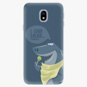 Plastový kryt iSaprio - Love Salad - Samsung Galaxy J3 2017