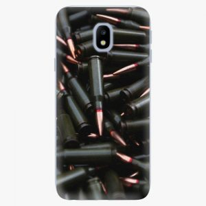 Plastový kryt iSaprio - Black Bullet - Samsung Galaxy J3 2017