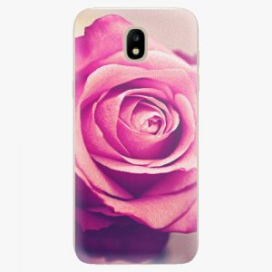 Plastový kryt iSaprio - Pink Rose - Samsung Galaxy J5 2017