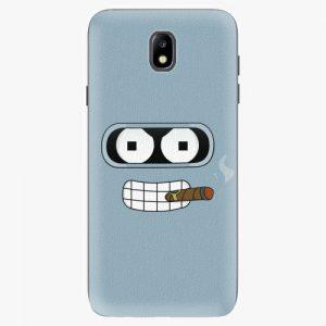 Plastový kryt iSaprio - Bender - Samsung Galaxy J7 2017
