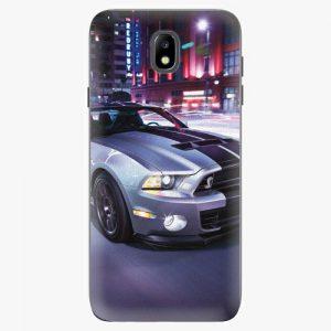 Plastový kryt iSaprio - Mustang - Samsung Galaxy J7 2017