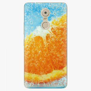 Plastový kryt iSaprio - Orange Water - Lenovo K6 Note
