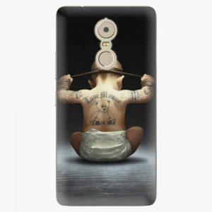 Plastový kryt iSaprio - Crazy Baby - Lenovo K6 Note