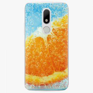 Plastový kryt iSaprio - Orange Water - Lenovo Moto M