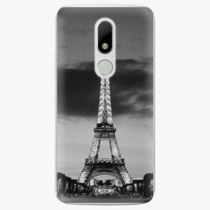 Plastový kryt iSaprio - Midnight in Paris - Lenovo Moto M