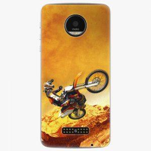 Plastový kryt iSaprio - Motocross - Lenovo Moto Z