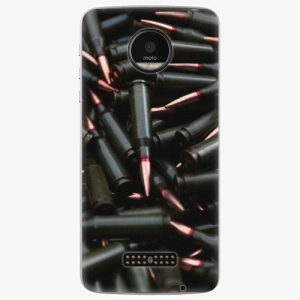 Plastový kryt iSaprio - Black Bullet - Lenovo Moto Z