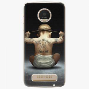 Plastový kryt iSaprio - Crazy Baby - Lenovo Moto Z Play