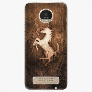Plastový kryt iSaprio - Vintage Horse - Lenovo Moto Z Play