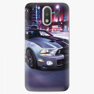 Plastový kryt iSaprio - Mustang - Lenovo Moto G4 / G4 Plus