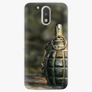 Plastový kryt iSaprio - Grenade - Lenovo Moto G4 / G4 Plus