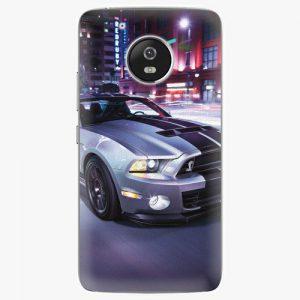 Plastový kryt iSaprio - Mustang - Lenovo Moto G5