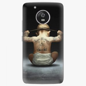 Plastový kryt iSaprio - Crazy Baby - Lenovo Moto G5