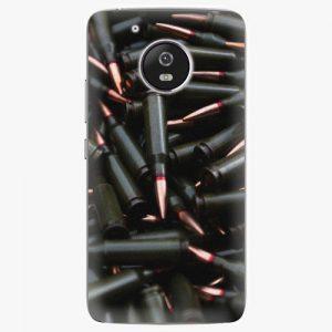 Plastový kryt iSaprio - Black Bullet - Lenovo Moto G5