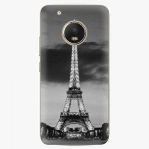 Plastový kryt iSaprio - Midnight in Paris - Lenovo Moto G5 Plus
