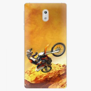 Plastový kryt iSaprio - Motocross - Nokia 3