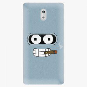 Plastový kryt iSaprio - Bender - Nokia 3