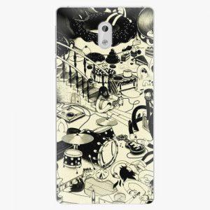 Plastový kryt iSaprio - Underground - Nokia 3