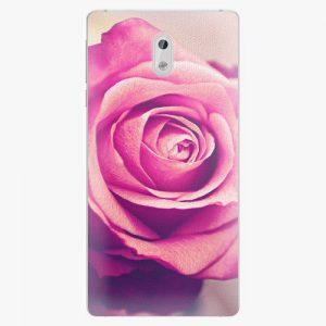 Plastový kryt iSaprio - Pink Rose - Nokia 3